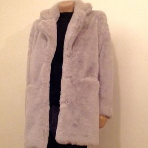 K.Zell Jackets & Coats - Faux fur coat